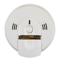 Kidde KN-COSM-BA Battery-Operated Combination Carbon Monoxide and Smoke Alarm...