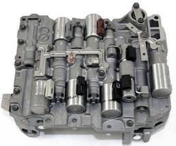 TF80sc-AF21B-AW6A-EL VOLVO 8cylinder VALVE BODY WITH ALL SOLENOIDS - $692.01