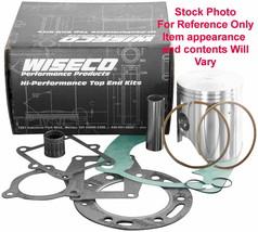 Wiseco PK1612  Top End Piston Kit 1.00mm Over 71.00mm Fits 83-84 Kawasaki KX 250 - $134.06