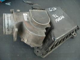 88-92 mazda 626 /mx6/probe air flow meter w/lid  - $32.03