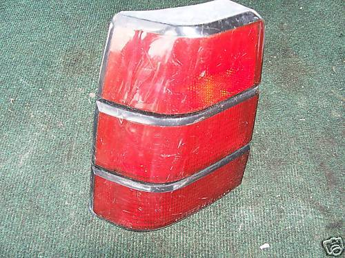 88-93 lemans left or drivers side rear taillight