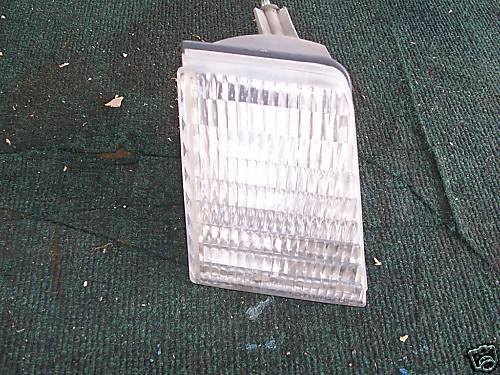 88-94 continental inner mounted parklamp right side