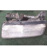 89-91 grand am left side headlamp assembly - $22.88
