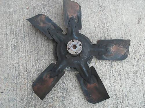 89-95 chevy van/truck  305 engine faclutch w/blade