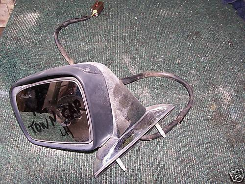 90-91-92-93-94 lincoln  left side power mirror