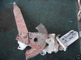 90-96 cutlass/grand prix left front regulator & motor - $27.45