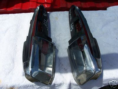 91-93 Deville/ Fleetwood pair (left & right) Taillight