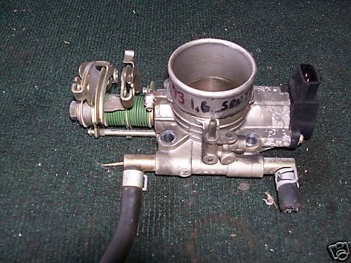 91-93 sentra 1.6 dohc engine throttle body