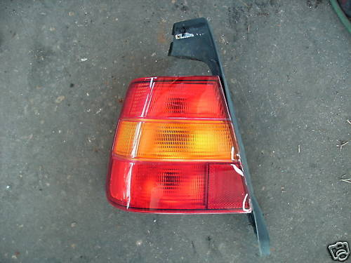 Primary image for 91-95 940 volvo left side body mtd taillight assembly