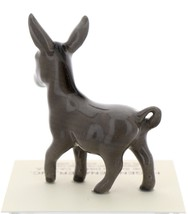 Hagen-Renaker Miniature Ceramic Donkey Figurine Burro Mama image 3