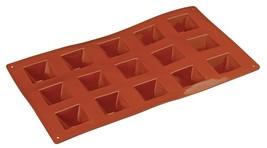 World Cuisine Paderno - Non Stick Silicone Mold, Pyramid - $17.99+