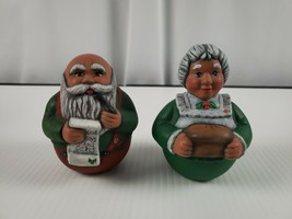 Christmas Figures Custom. Mr & Mrs Santa Claus - $13.86