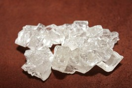 ROCK CANDY CRYSTALS WHITE, 5LBS - $40.22