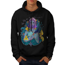 Aquarius Girl Sea Fashion Sweatshirt Hoody  Men Hoodie - $20.99+