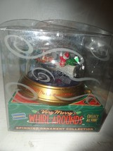 Rudolph Red Nose Blockbuster Very Merry Whirl Arounds Spinning Ornament  - $15.79