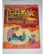 Walt Disney's Uncle Remus Stories [A Giant Golden Book] [Hardcover] Joel... - $43.31