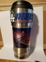 MLB Los Angeles Dodgers Vacuum Insulated Stainless Steel Tumbler - $34.29