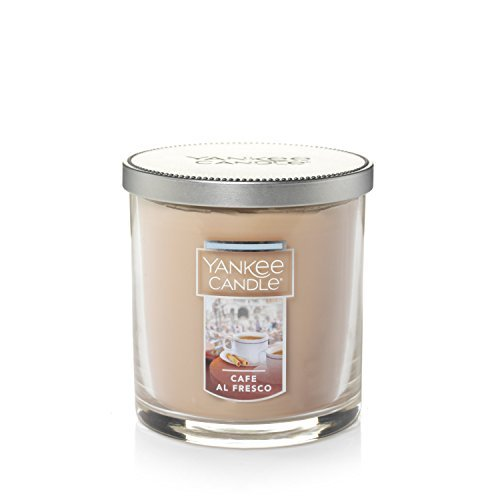 Primary image for Yankee Candle Small Tumbler Candle, Café Al Fresco