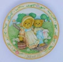 Cherished Teddies Nursery Rhyme Plate - Jack and Jill - 114901 - 1994 - $9.89