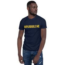 Deplorable Me  Funnyt Short-Sleeve Unisex T-Shirt Trump image 4