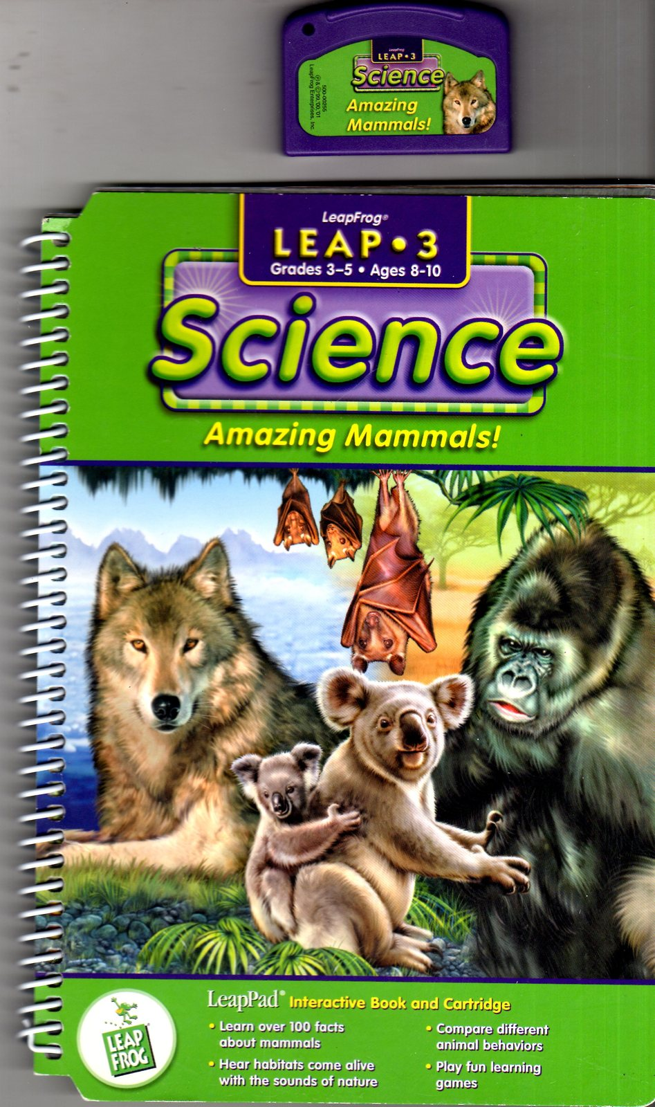 "LeapFrog -Science ""Amazing Mammals!"" - Leap 3"