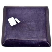 Tabaka Chigware Hand Carved Kisii Soapstone Purple Floral Trinket Dish Kenya image 2