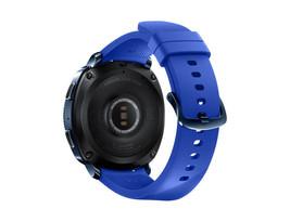 2017 Samsung Gear Sport SM-R600 Smart Fitness Watch Bluetooth - Blue image 2