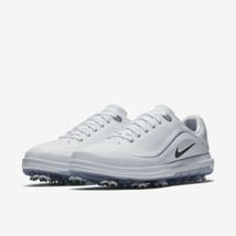 NEW Nike Air Zoom Precision Men's Size 8.5 White Golf Shoes 866065-100 - $108.89