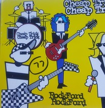 Rockford by Cheap Trick Cd image 1