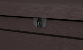 Keter XXL 230-Gallon Deck Box, Brown - Ready to Ship image 3