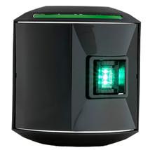 Aqua Signal Series 44 Starboard Side Mount LED Light - 12V/24V - Black Housing [ - $141.40