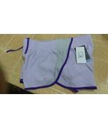 New Nike Unisex All Sports Shorts Light Purple Design Sz M - $20.00
