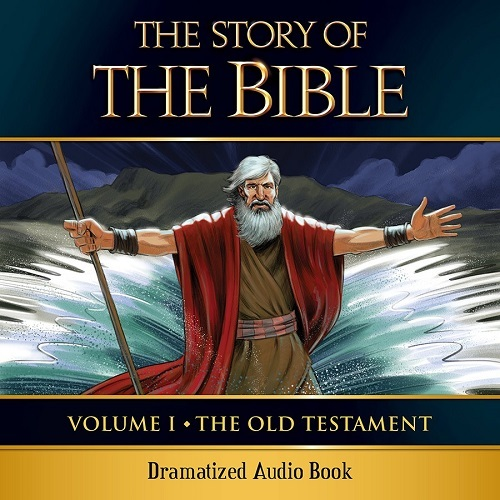 The story of the bible vol. i   the old testament  dramatized audio cds  ta6656x