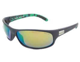 f3a5d993018 Bolle Anaconda Sunglasses - 12081 - Matte Blue Green w  Polarized Brown .