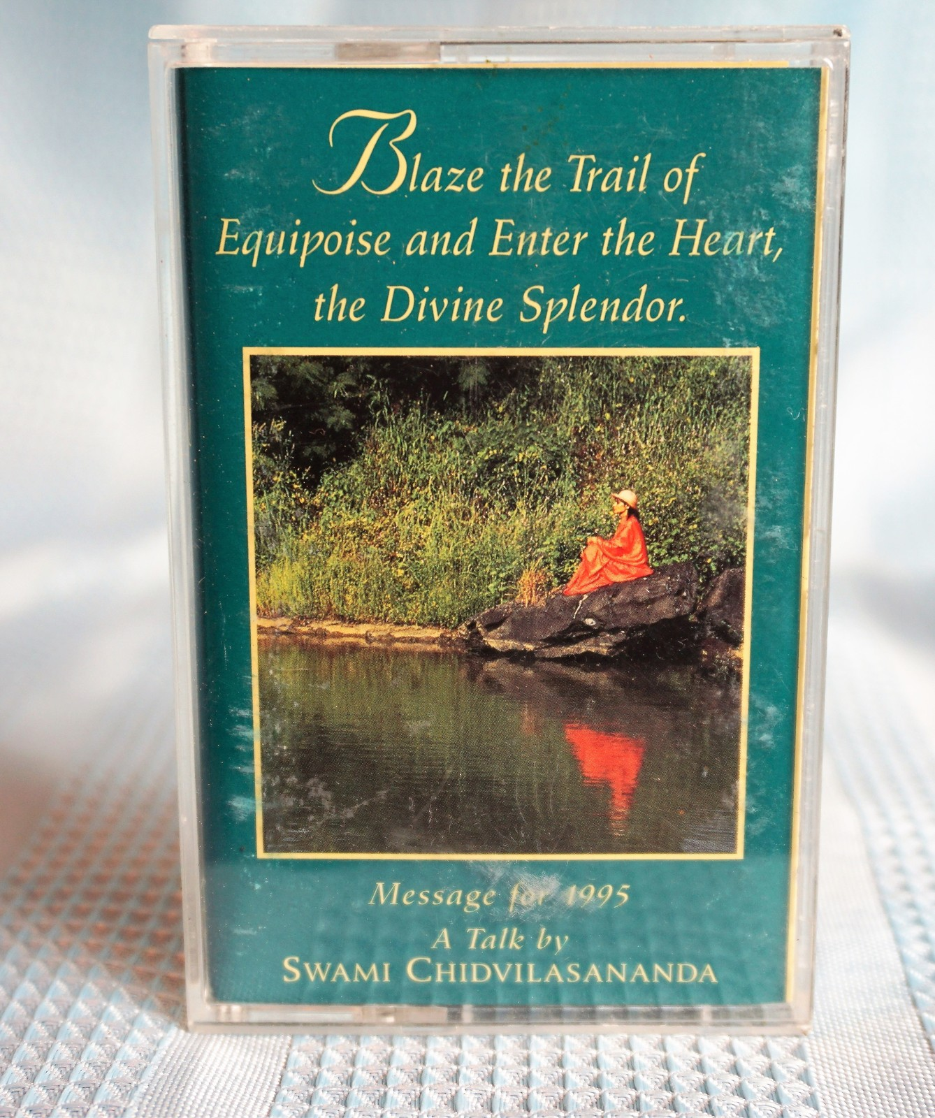 Primary image for Blaze the Trail of Equipoise and Enter the Heart, The Divine Splendor Cassette