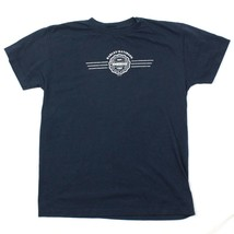 Harleydavidson T-Shirt Uomo El Paso Texas 2004 Tee Blu Navy HD Manica Co... - $26.78