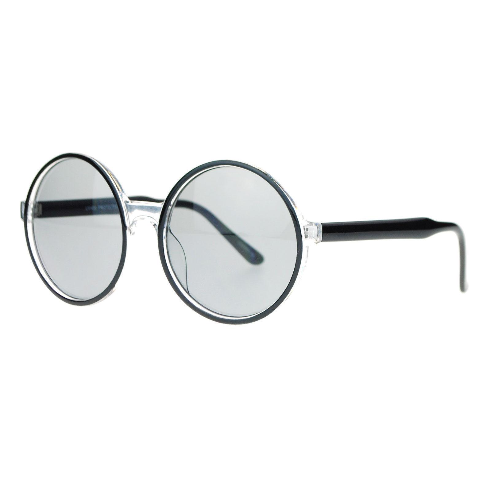 Fashion Sunglasses Oversized Round Circle Frame Hip Retro Shades