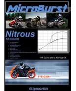 Aeon AE Pulsar 100 125 150 cc NOS Nitro Nitrous Oxide & Boost Bottle Kit - $89.50