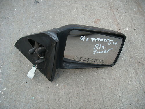 91-96 escort/tracer right (passenger) side power mirror