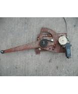 91-97 dodge van  left side regulator and motor - $32.03