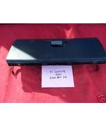 91 Infinity Glove Box Lid- Black - $11.90