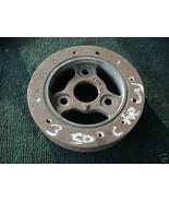 92-93 camaro lt engine lower crank pulley - $32.03