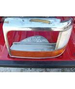 92-96 ford truck right side headlight door & parklamp - $22.88
