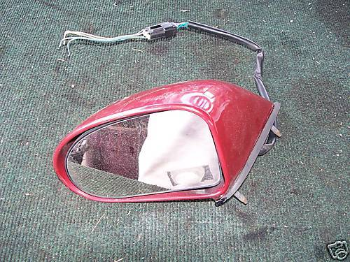 92-999 eighty eight/lesabre left side power mirror