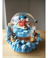 "Disney Fantasia ""The Sorcerer's Apprentice"" Musical Snowglobe - $30.00"
