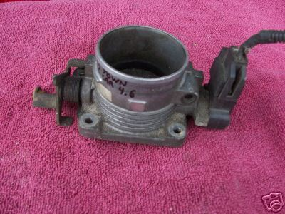 92 Lincoln & Town Car Throttle Body, 4.6L