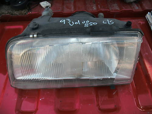 93-94 volvo left side headlight assembly nice