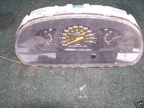 93-96 summit complete speedometer cluster 1.5 engine