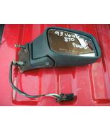 93-97 volvo 850 right side power mirror - $22.88