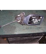 93-98 jetta/golf right side door mirror cable operated - $27.45